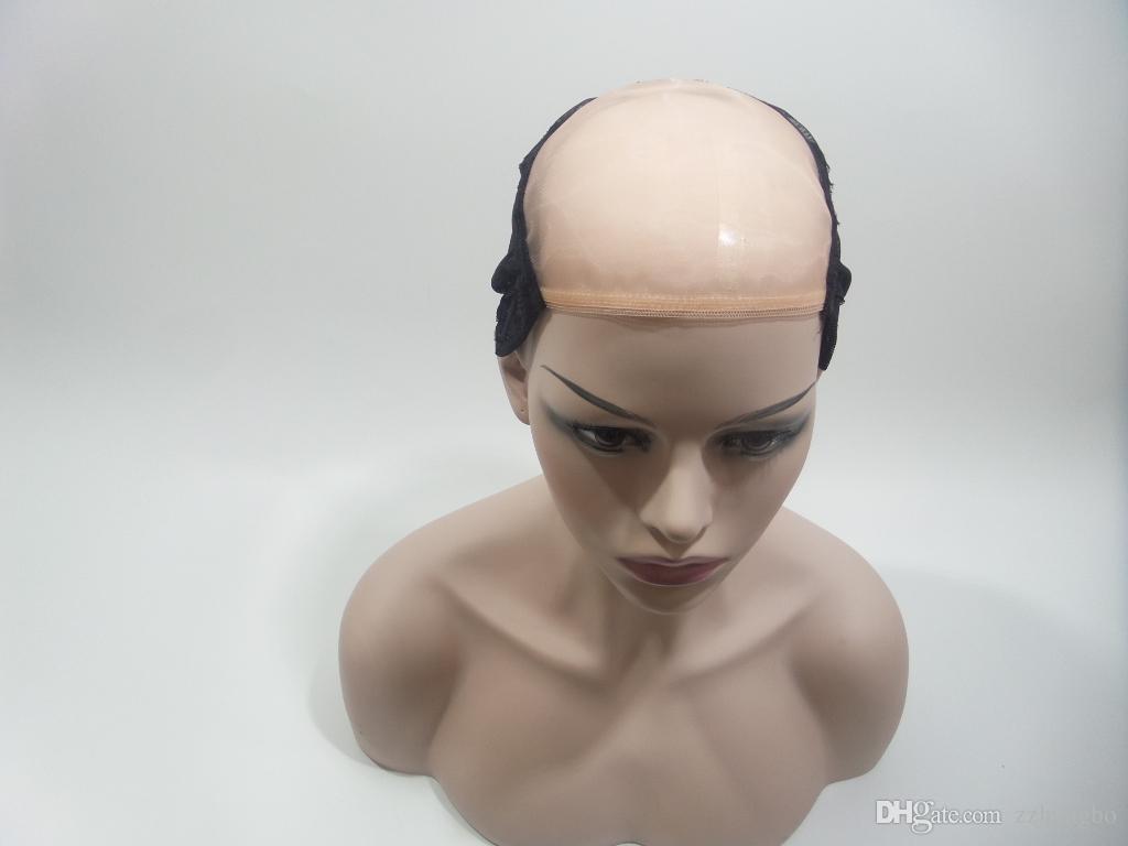 Brasilianische Jungfrau 100% Perücke volle Spitzeperücke und höhere schwarze Frauen auf der Grundlage des Menschenhaars seidige gerade Seide, die volle Spitzeperücken kabell kämmt