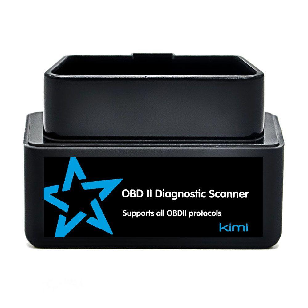 Compre Kimi Super Mini Bluetooth V2.1 Inalámbrico Obd Car ...