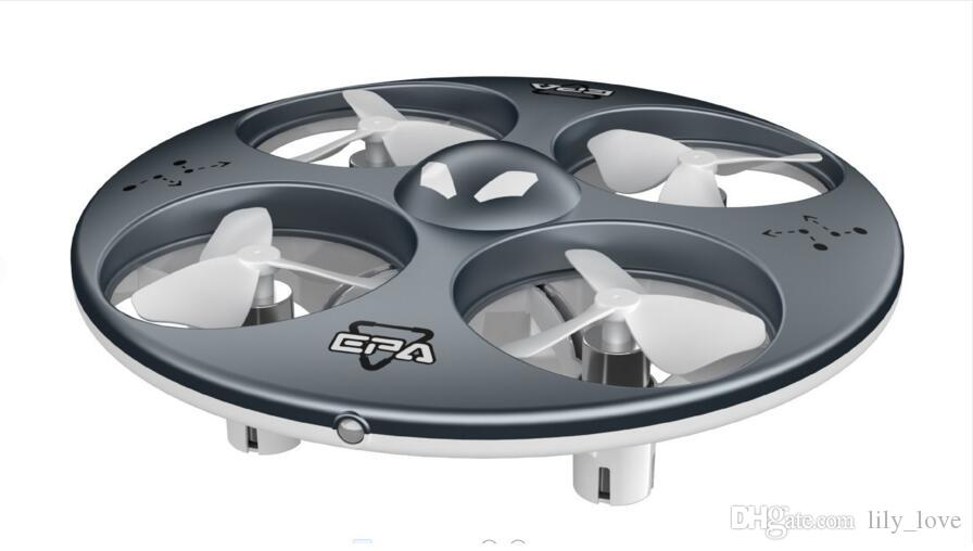 DHL HappyCow 777-374 2.4G Mini Sky Phantom 6CH RC UFO Drone Quadcopter 6-Axis Gyro Drone Radio Telecomando Elicottero Droni Quadcopter