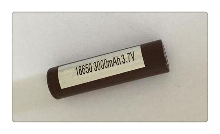 ГОРЯЧАЯ 18650 HG2 3000 мАч Емкость Макс. 35A Батареи с высоким расходом заряда Литиевая аккумуляторная батарея HG2 для электронной сигареты 100 Вт