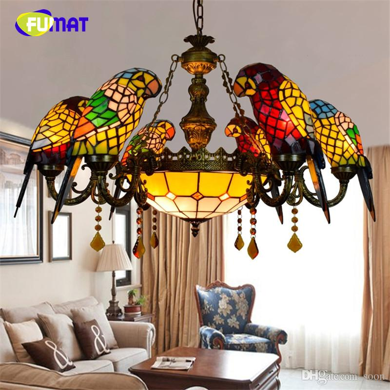 pengur light pendant lighting art glass fixtures kit