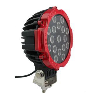 Wholesales Super Bright,7'' 51W LED Work light Led Car Headlight 12V led car spotlights 4x4 ATV SUV Boat Driving Lamp