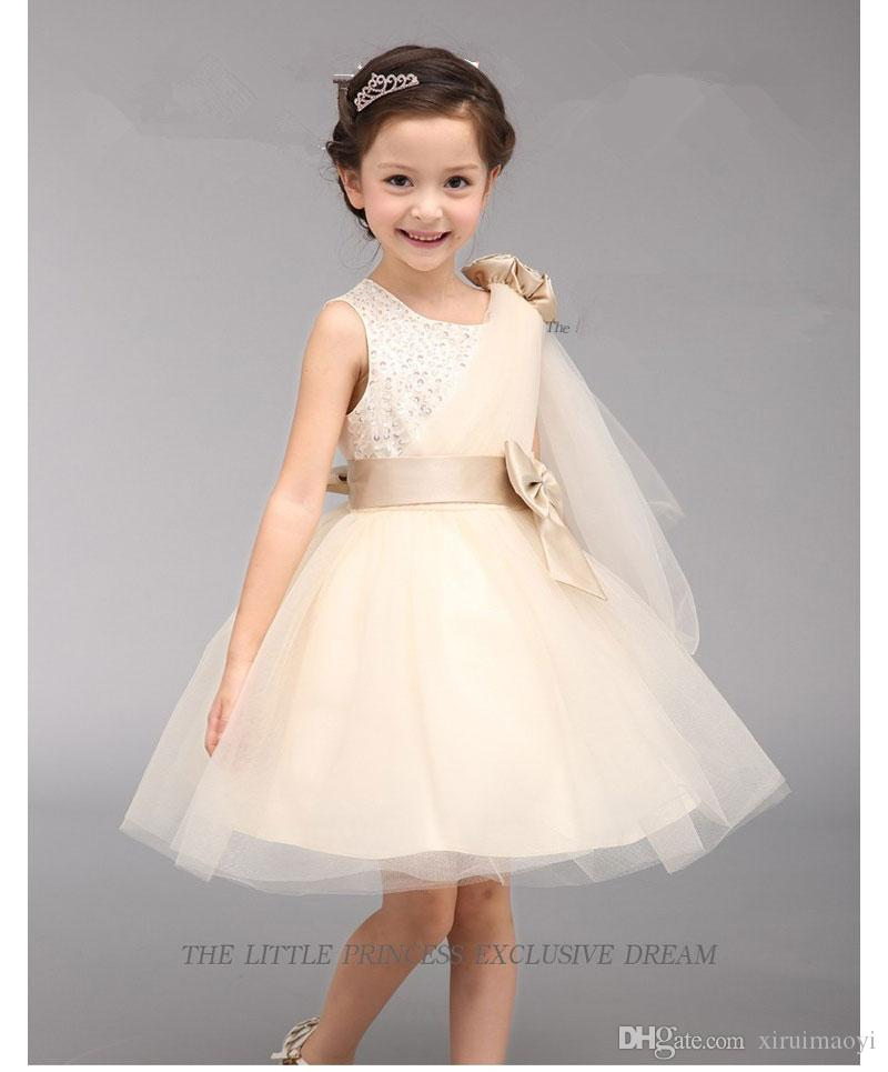 aa077ef51 New Style Child S 2 To 4 Baby Girls Dress Cosplay Costume Cinderella ...