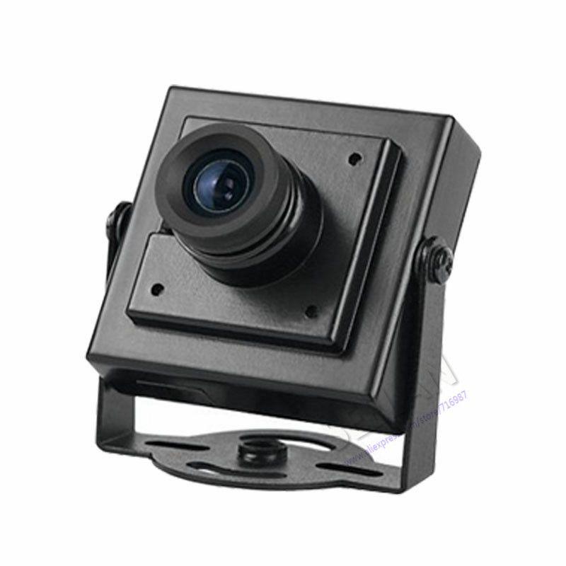 CMOS 컬러 미니 700TVL CCTV 보안 카메라 3.6mm 작은 구멍 렌즈 미니 CCTV 카메라 보안 카메라