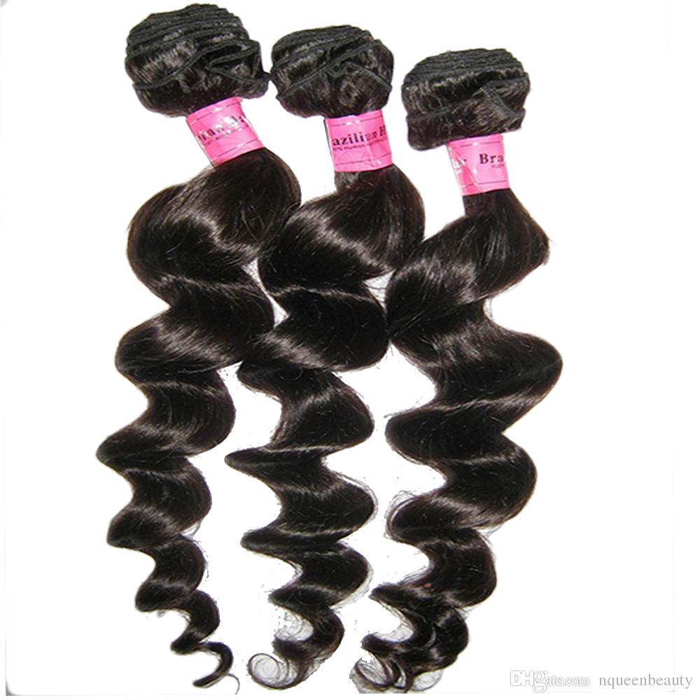 الأعمال الصغيرة أسعار الجملة reselliing 1 كيلو العذراء البرازيلي الإنسان الشعر المنك الحياكة Dyeable
