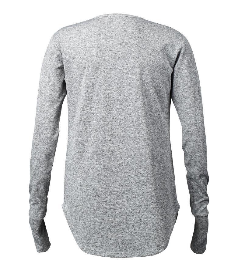 엉덩이 팝 쿨 T 셔츠 남성 장갑 엄지 디자인 불규칙 헴 O 목 긴 소매 남자 티 셔츠 무료 배송 중공 아웃 엄지 손가락 스포츠 티셔츠