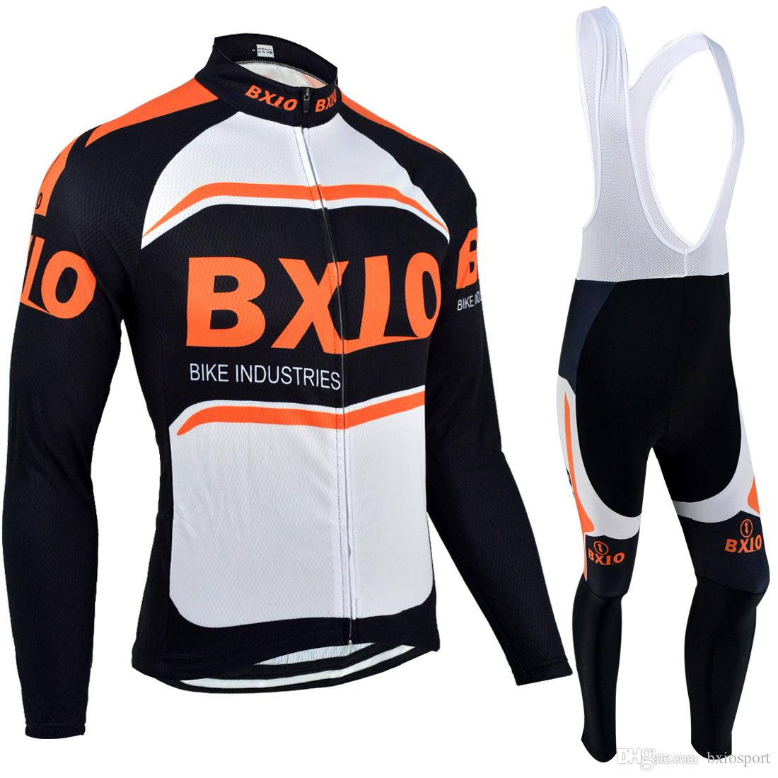 ce0c36507 BXIO Brand Hot Sale Winter Cycle Jersey Long Sleeve Fleece Thermal Cycling  Clothes Sets Pro Team Bike Clothing BX 007 Team Cycling Jerseys Best Cycling  ...