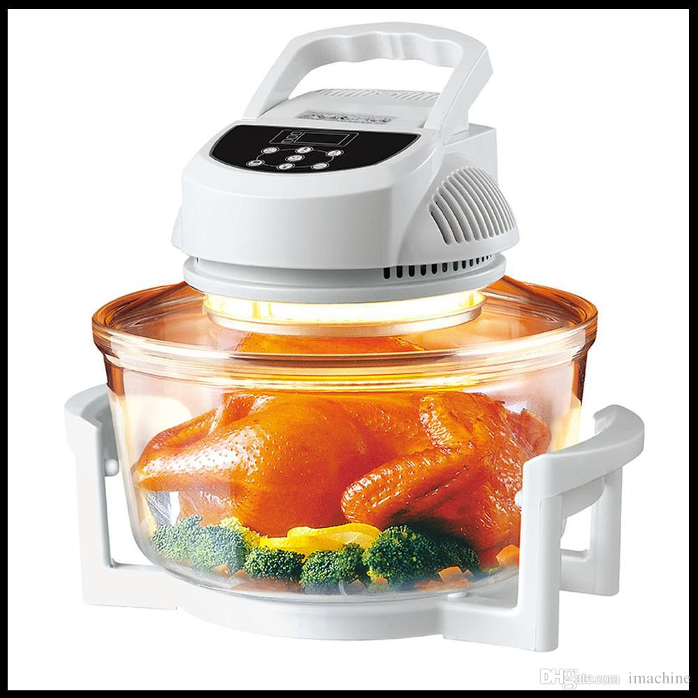 New Kitchen Appliances Air Fryer No Oil Frying Pan Fried Chicken ...