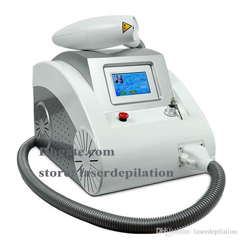 Melhor máquina de remoção de tatuagem 1064 q-switched nd yag laser