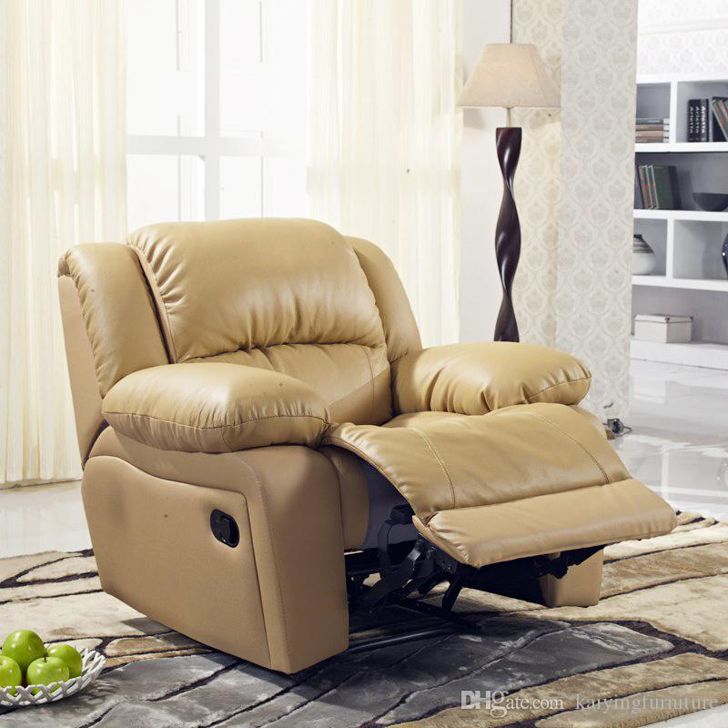 2016 Best Selling Elderly Recliner Chair Leather Recliner