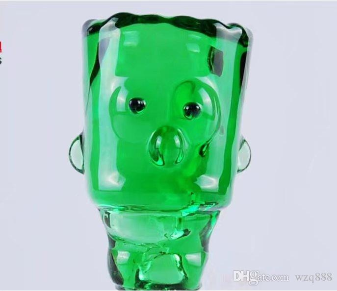 Foreign trade hottest glass pipe accessories, Wholesale Glass Bongs, Glass Water Pipe, Hookah, Smoking Accessories,