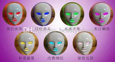 7 색 LED 페이셜 마스크 Hydra Dermabrasion 산소 스프레이 초음파 RF 바이오 페이스 리프팅 차가운 해머 7 1 Hydrafacial 스킨 케어 머신