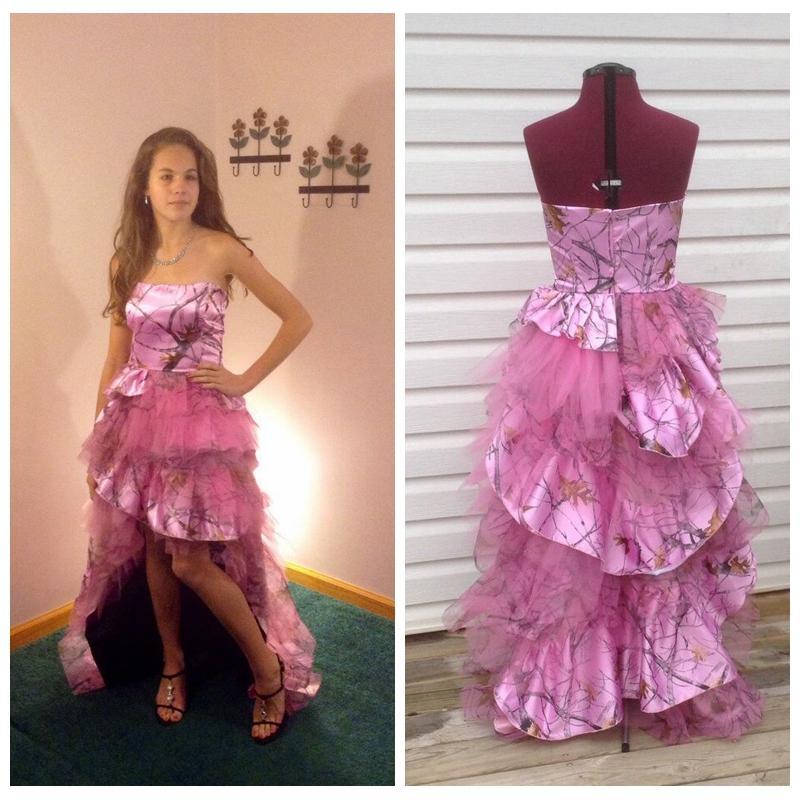 Fantástico Vestido De Baile Camo Ideas - Ideas de Vestidos de Boda ...