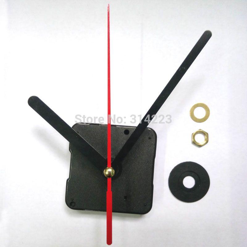 Wholesale 10set New Quartz Clock Movement For Clock Mechanism Repair Diy  Clock Parts Accessories Shaft 16  5mm Jx027