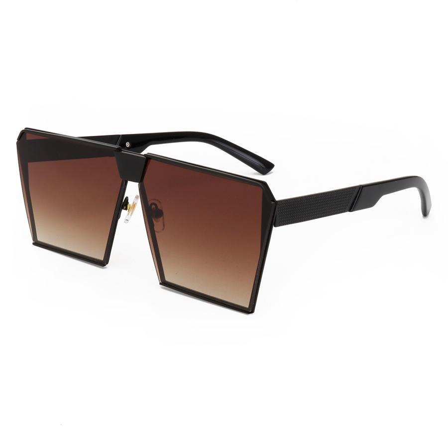 0b67796afb0 New Brand Sunglasses For Women Shield UV400 Gradient Vintage ...