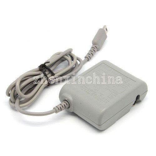 Sıcak satmak hakkında Detaylar Duvar Ev Seyahat Pil Şarj Cihazı AC Adaptörü için Nintendo XL / 3DS / 3DS perakende paketi ile XL