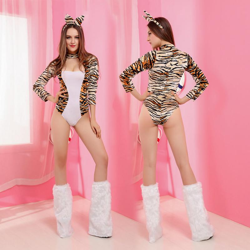 Sexy female onesie
