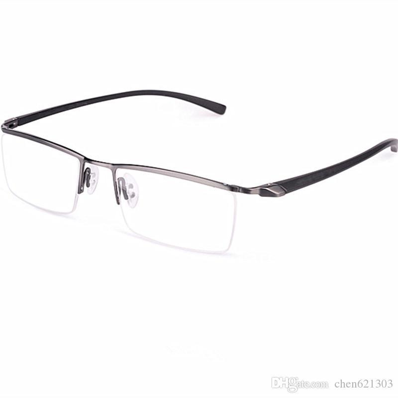 Großhandel Brillen Herren Titan Brillen Rahmen Herren Optik Gläser ...