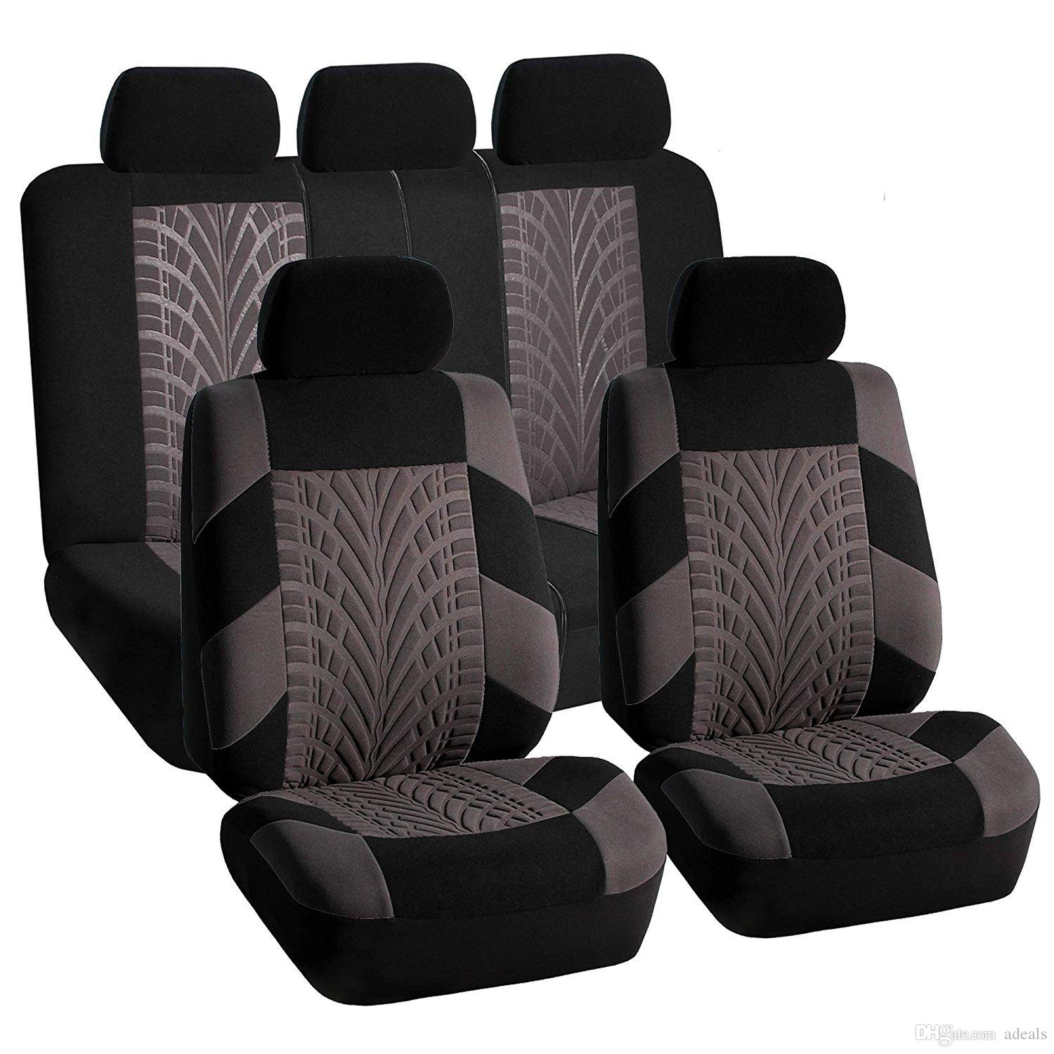 Universal Full Seat Covers For Car Crossovers Protect Cover Sedans Auto Interior Styling Decoration Best
