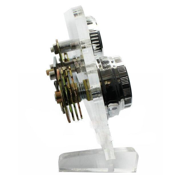 L'ensemble de pratique comprend des serrures à combinaison machine forte de coffre-fort Honest Practice et des outils de verrouillage de choix en acier HUK