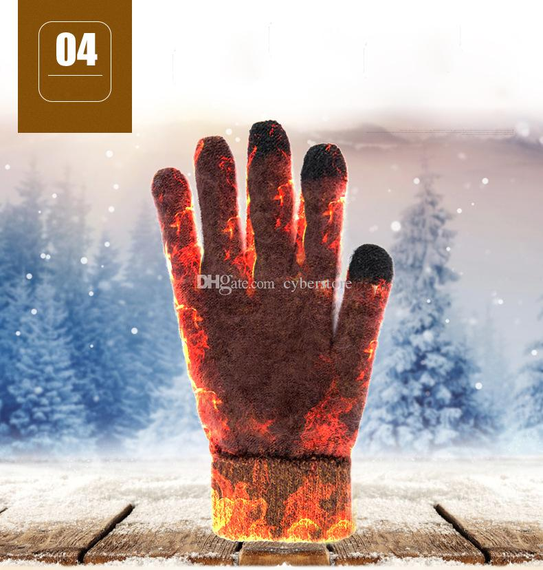 Luxury Original iwarm Anti-skid Touch Capacity Screen Gloves Warm Winter Driving Gloves Touchscreen For Cell phone ipad iPhone Tablet