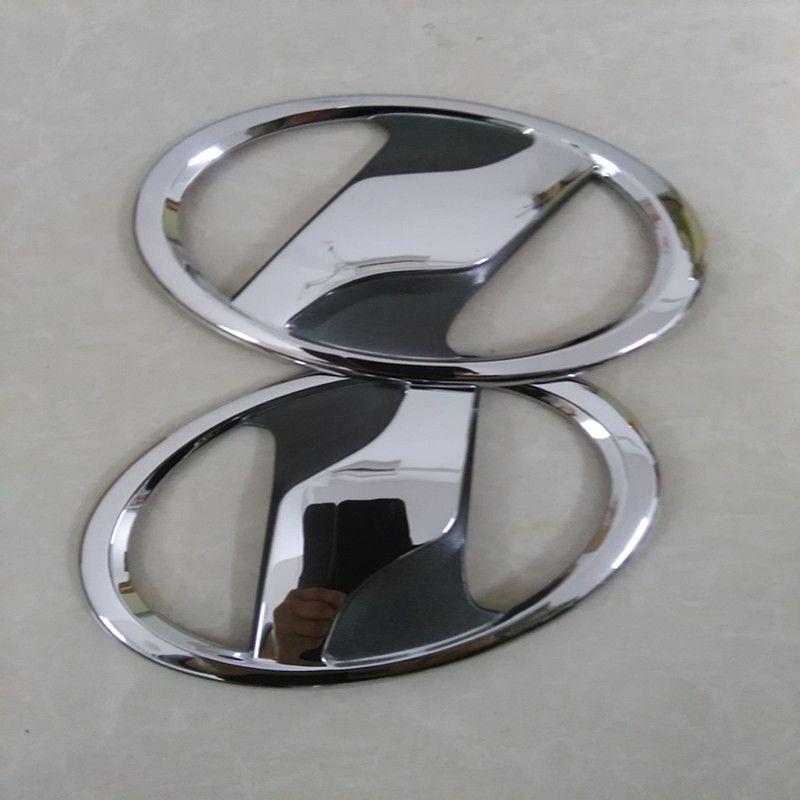 Emblema stemma posteriore cromato Vitzb di alta qualità Toyota Yaris / Vios AP038-1 2006
