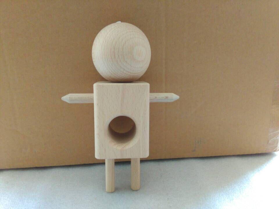 caliente Nuevo llega el juguete de madera Kendama muñeca de Kendama del juguete del kendama del juguete de madera de haya libre DHL