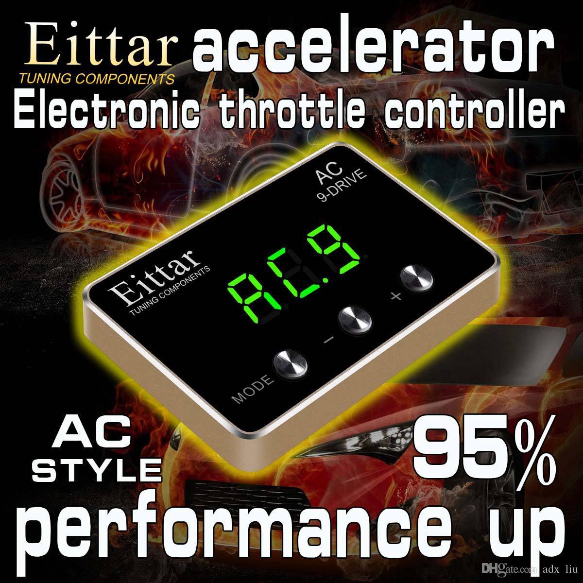 Eittar Electronic throttle controller accelerator for CHEVROLET CORVETTE  Z06/C6 2006-2013