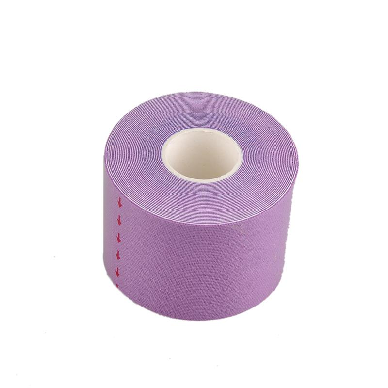 5cm x 5m Kinésiologie Rouleau Coton Élastique Adhésif Muscle Bandage Support de Blessure Soutien Neuromusculaire Sport Bande De Protection 2501032