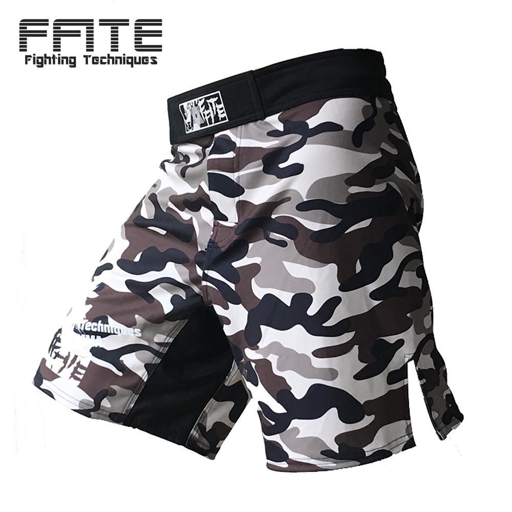 Mma Shorts Kick Boxing Muay Thai Shorts Trunks Mma Cheap Shorts Men Camo  Sanda Boxe Fight Wear Sotf Grappling Mma Pants Sport