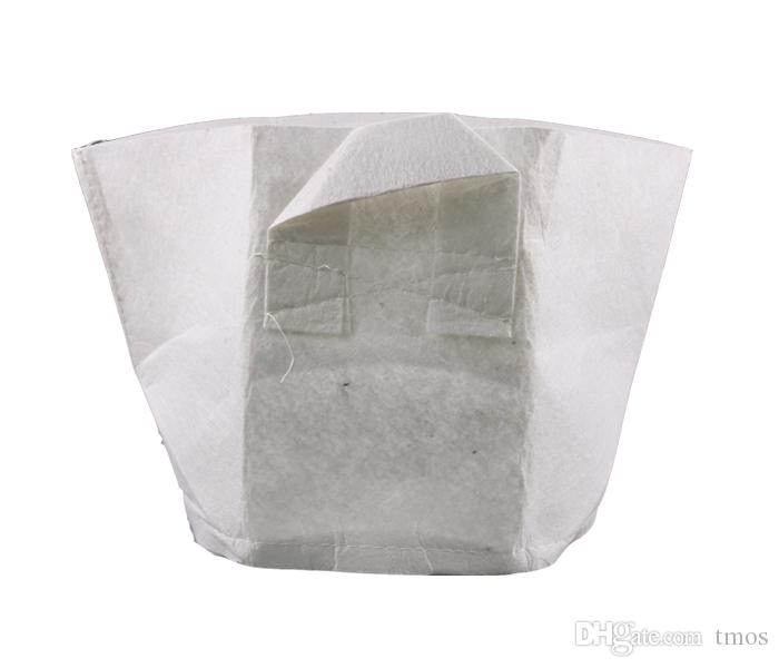 White Non-Woven Fabric Soft-Sided Highly Breathable Grow Pots Planter Bag With Handles Cheap Price Large Planters Tree Farm Planting