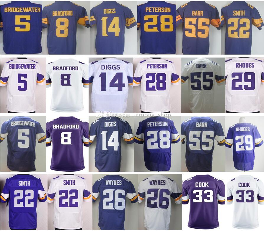 quality design 282ac 26b60 19 adam thielen jerseys wholesale