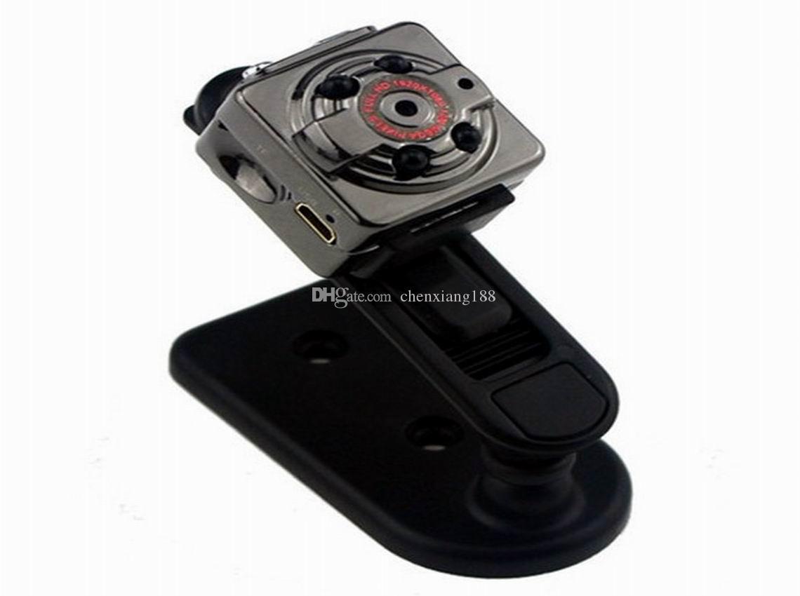 IR Night Versão SQ8 Mini Esporte DV Câmera 1080 P Full HD DVR Carro 12MP SJ4000 Cam filmadora Gravador de Voz de Vídeo PC webcam