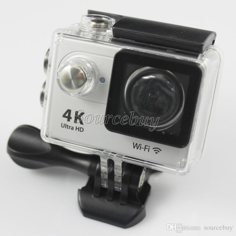 4K Sports cameras 2.0 inch EKEN H9se Action camera Ultra HD WiFi HDMI Cheap H9 waterproof mini DV DVR Helmet