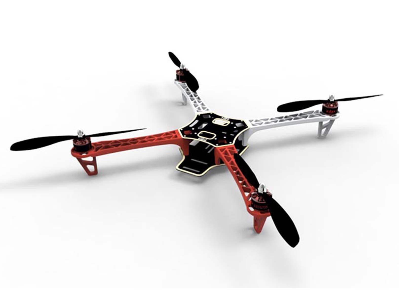 2018 F450 ATF Quadcopter Frame Hobbypower 920KV Motor DYS Simonk 30A ...