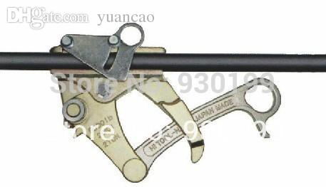 Wholesale-steel Wire Grip, Cable Clamp, Wire Pulling Grips 20KN for ...
