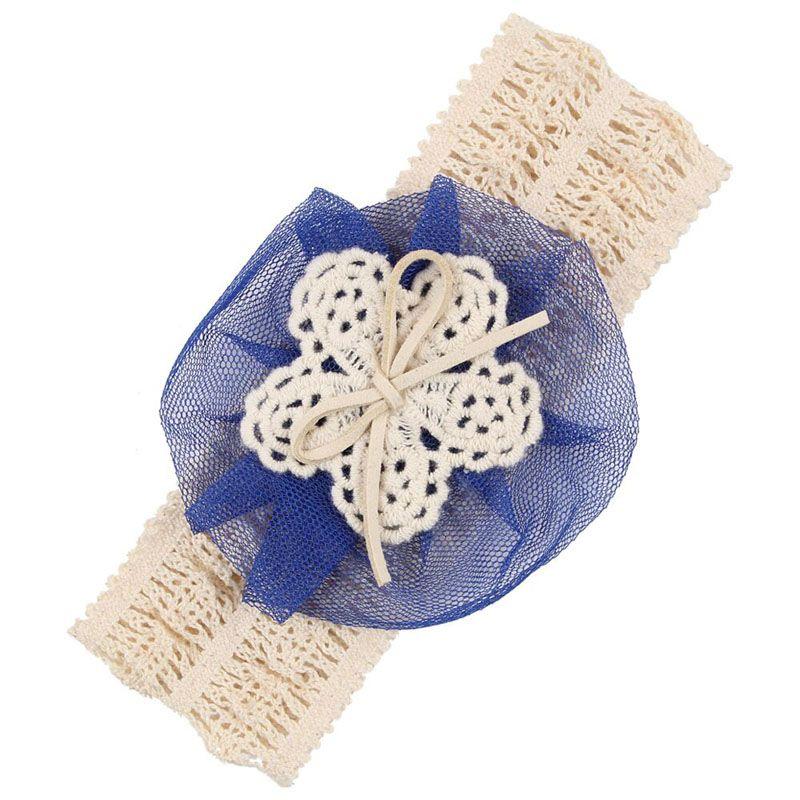 Newborn Baby Girl Headbands Infant Toddler Flower Cute Elastic Headband Headdress Hairband Multi Color Hair Accessories