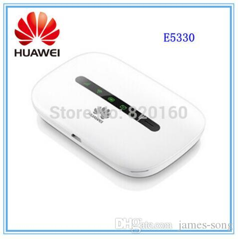 Unlocked Huawei E5330 3G Bands 900/2100Mhz 21 6Mbps Wifi Wireless Broadband  Router PK E5220 E5332 E5331