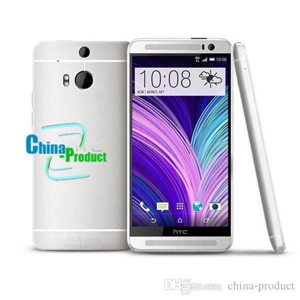 الهاتف الأصلي مقفلة HTC One M8 GSM 3G4G 2G / 32G الهاتف الذكي 5.0