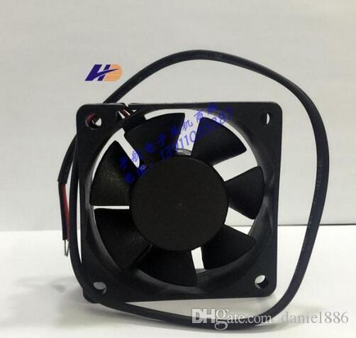 ADDA originale AD0612HB-C70GL ventilatore invertitore 60 * 60 * 20 0.16A 12V 2 fili