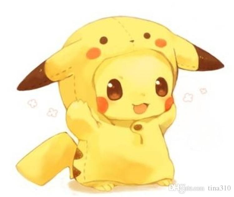 New Fashion Children Cartoon Pikachu 3D Stickers Temporary Tattoo Nursery Children Kids ody Arm Tattoo Paste Paper for Kids Toys B0423