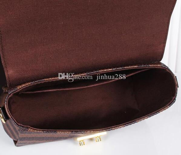Ücretsiz kargo yüksek kalite hakiki deri Croisette kadın çanta crossbody çanta Marka messenger çanta