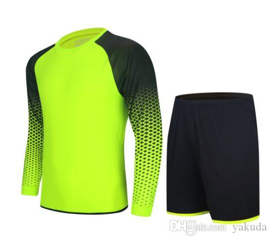 d792a22c 2019 Wholesale Long Sleeve Running Sets,2017 New Custom Team Soccer Jerseys  Tops With Shorts,Training Running Jersey Sets Short,Soccer Uniform From  Yakuda, ...