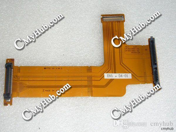 Câble de connecteur de disque dur pour ordinateur portable pour Fujitsu Lifebook P8010 P8020 R8250 R8270 R8280 CP364980 VB354ZA Câble de disque dur