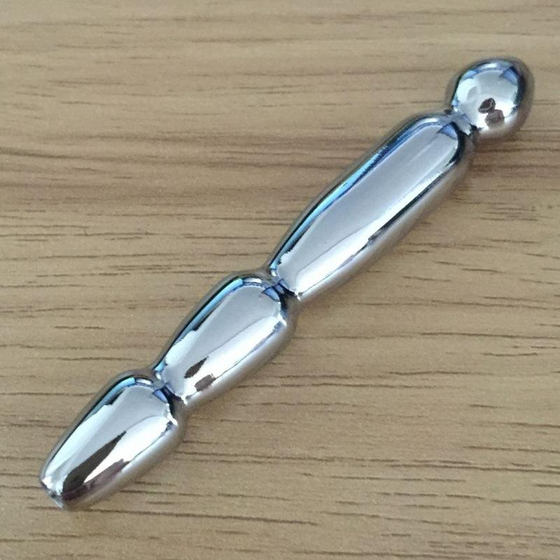penis plug stainless steel urethral catheters sounds tube dilator stopper stimulation male chasitity adult sex toys for men SMGC-S012