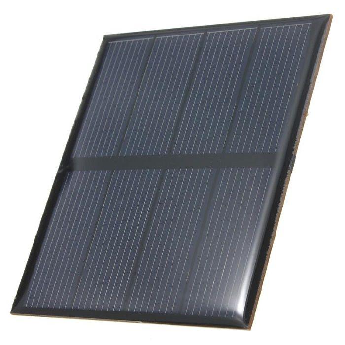 Hot Sale! 2V 0.6W Mini Solar Cell Polycrystalline Epoxy Solar Panel DIY Solar Module Education Kits