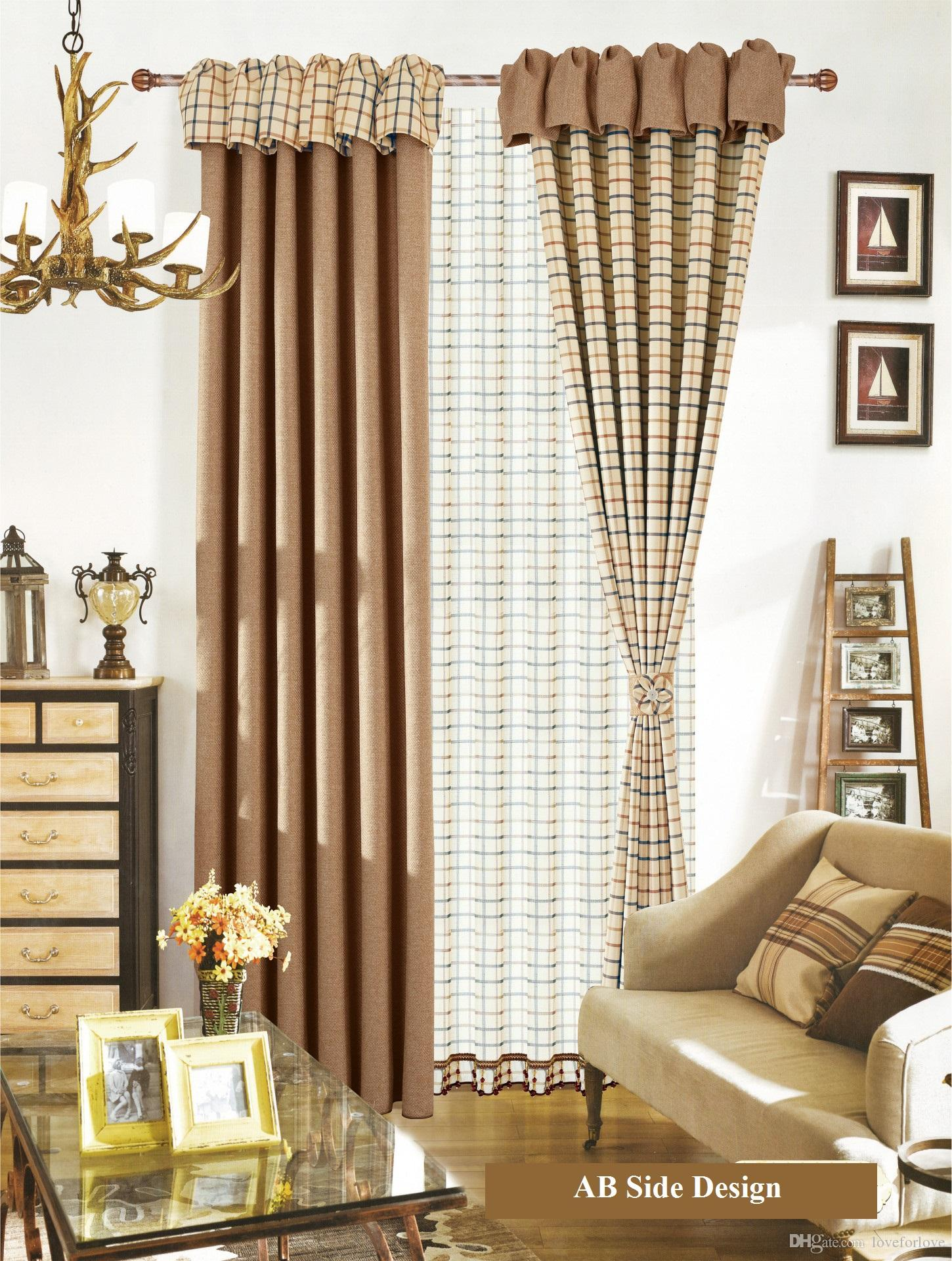 Curtains designs 2016 for living room - See Larger Image