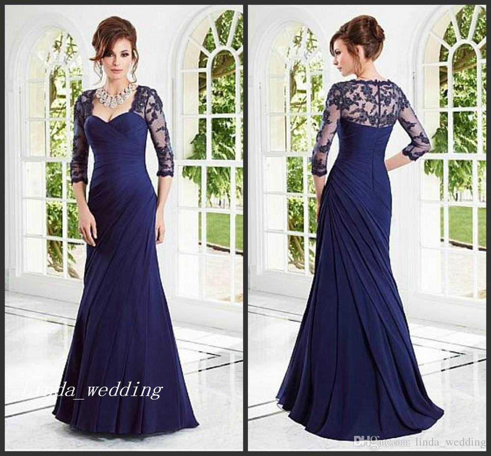 Unusual Mother Of The Bride Dresses: Unique Mother Of The Bride Dresses Beach Wedding New Navy