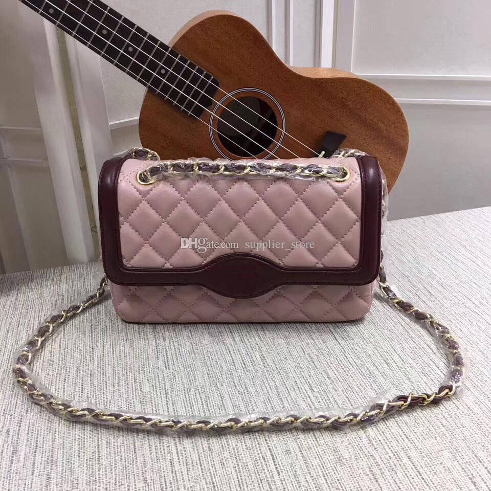 Fashion Famous Brand New Women Luxury Handbags Designer Lambskin ... a1e2b476a5ce