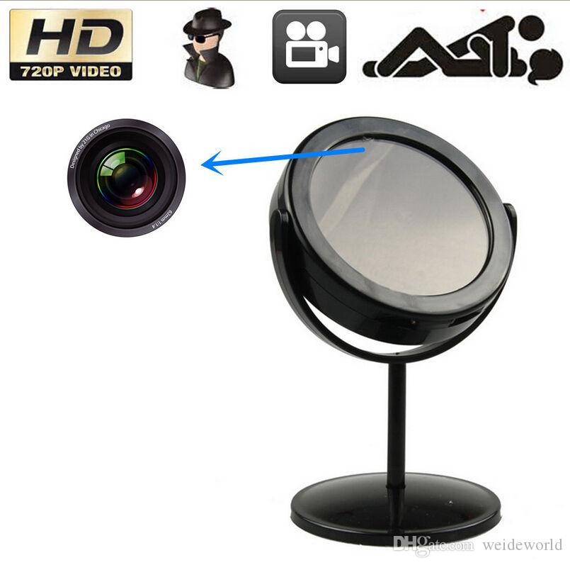 2018 Real Mirror With Spy Camera Home Security Hidden Camera ...